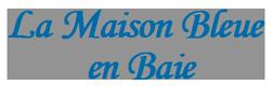 La Maison Bleue en Baie Chambres d'hôtes à Le Crotoy en Baie de Somme Logo